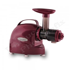 Compact Juicer Burgundy