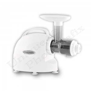 Compact Juicer White